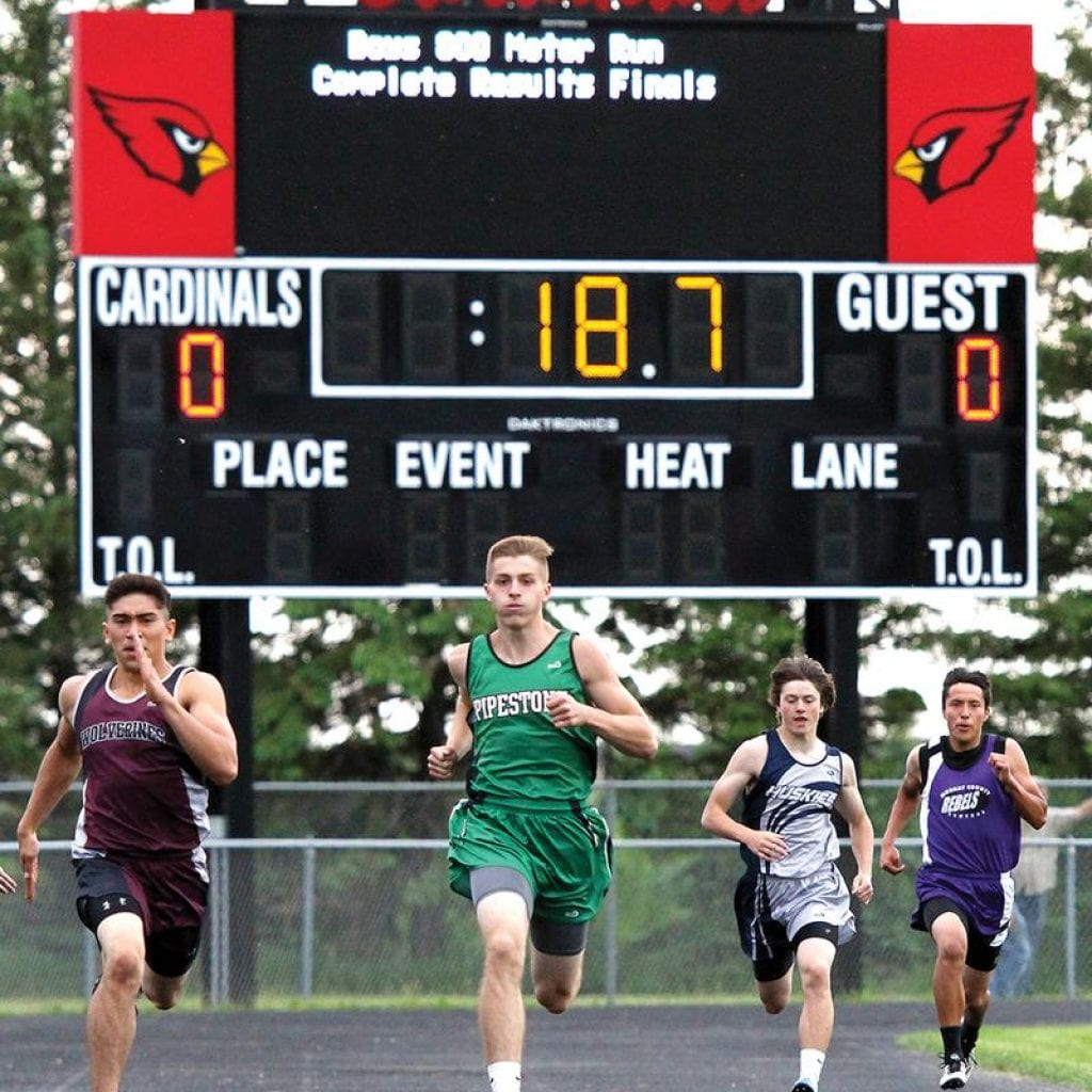Outstanding: Arrows and Eagles dazzle at South Sub-Section ...